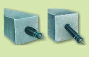 Mini moulds application single or multiple lightening holes
