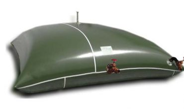 Flexible tanks pillow like shape suitable to contain fuel