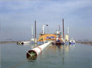 Flotation balloon Subsea & Naval