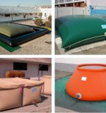 Bladder tank Foldable Tanks for fuel storage and water